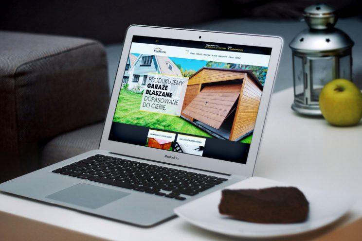 Projektowanie stron internetowych Nowy Sącz - www.pawgaw.pl - 2