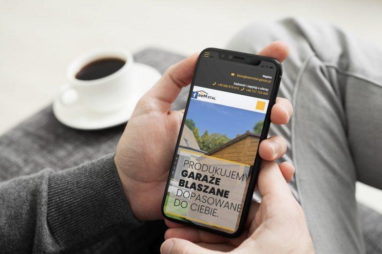 Projektowanie stron internetowych Nowy Sącz - www.pawgaw.pl - 3