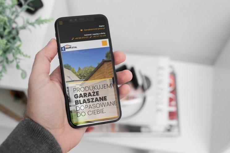 Projektowanie stron internetowych Nowy Sącz - www.pawgaw.pl - 4