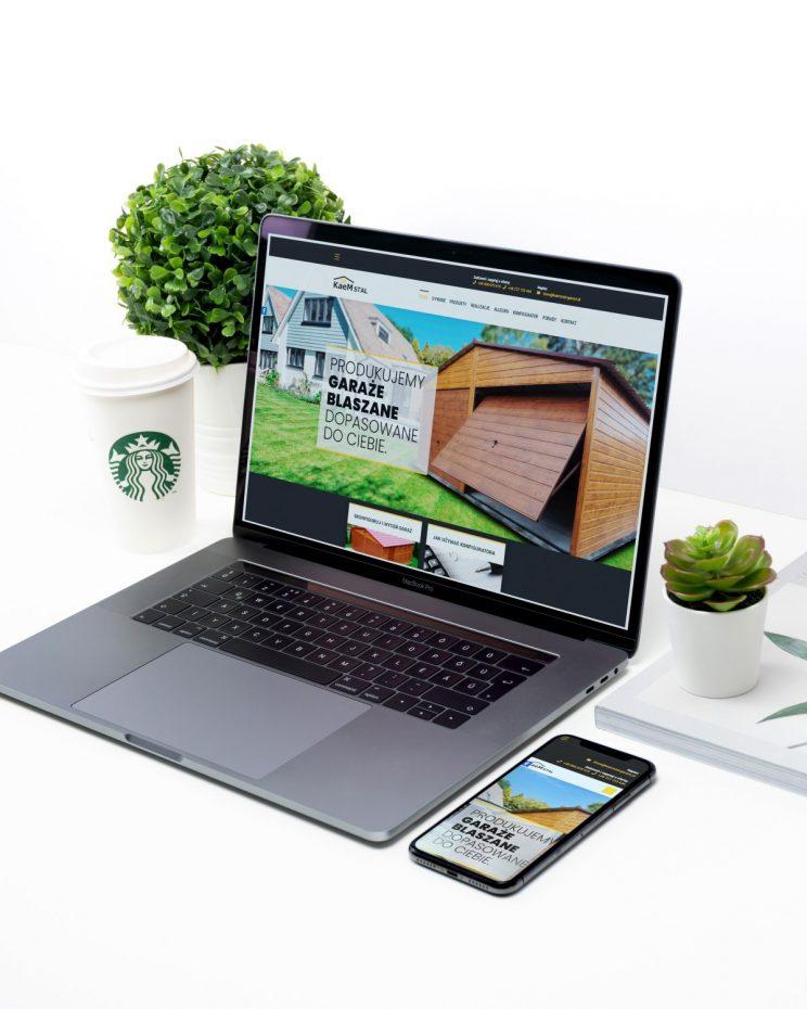 Projektowanie stron internetowych Nowy Sącz - www.pawgaw.pl - 5